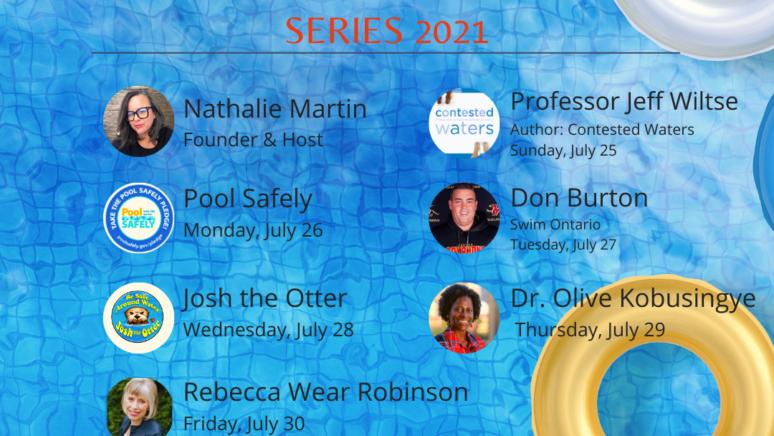 Swim Global Project WDPD Speaker Series 2021
